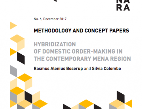 Hybridization of Domestic Order-Making in the Contemporary MENA Region