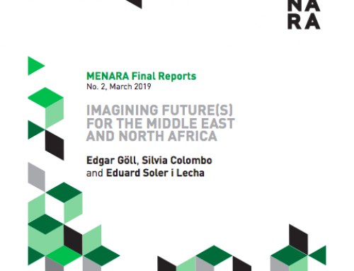 Imagining Future(s) for the Middle East and North Africa