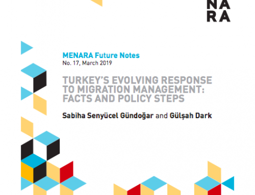 Turkey's Evolving Response to Migration Management: Facts and Policy Steps
