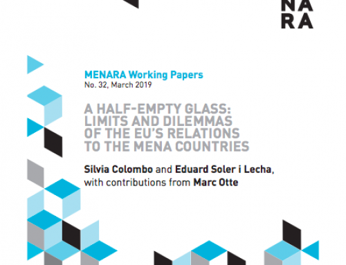 A Half-Empty Glass: Limits and Dilemmas of the EU's Relations to the MENA Countries