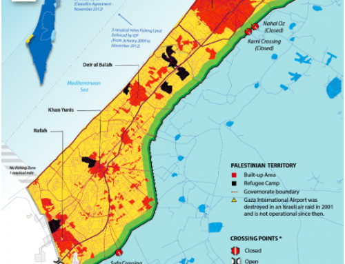 Gaza Strip: the Long-Standing Israeli Policy of Isolation, Separation and Siege of Gaza