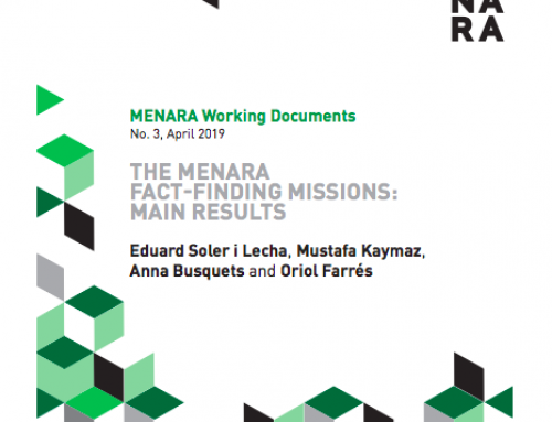 THE MENARA FACT-FINDING MISSIONS: MAIN RESULTS